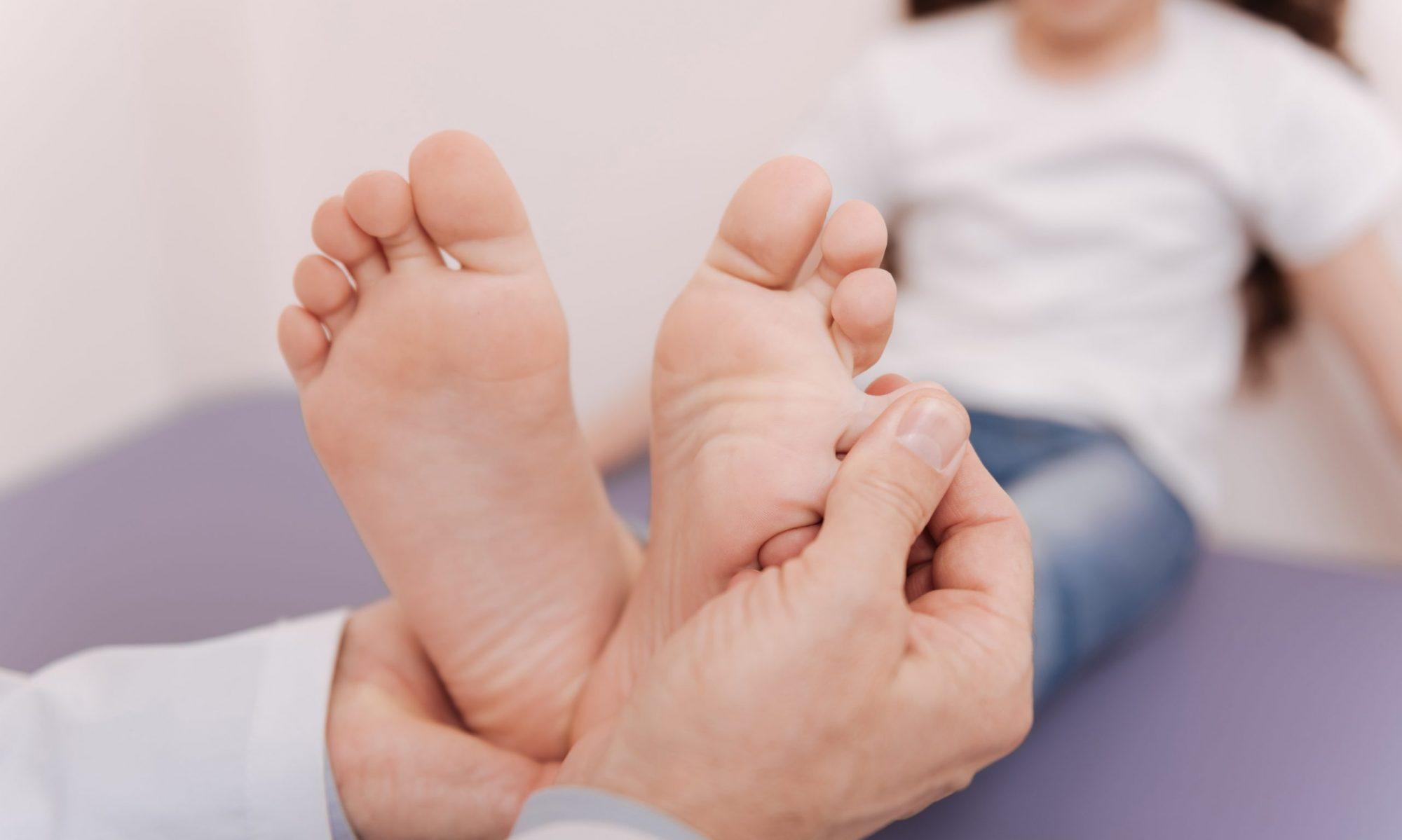 Foot Problemo